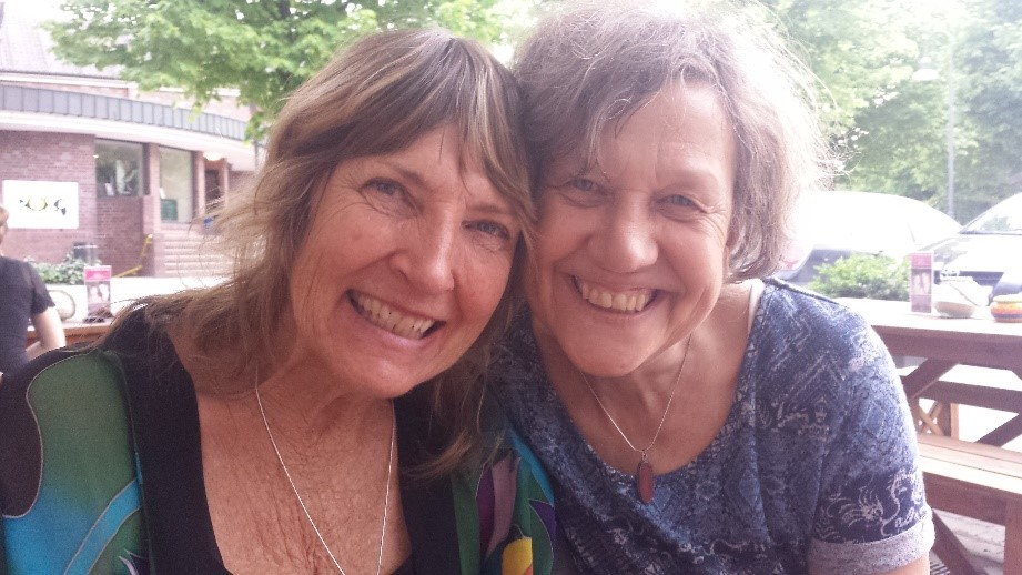 Carla und Renate