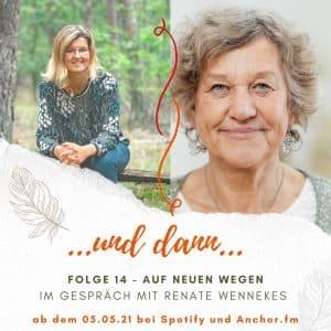 Renate Wennekes im Interview bei Ann-Katrin Jacobsen