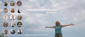 Read more about the article Einladung zum kostenfreien FREI SEIN KOMPASS